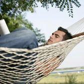 搖搖吊床網床漁網式戶外野營用品單人網狀透氣掛樹成人釣悠吊網床限時八九折