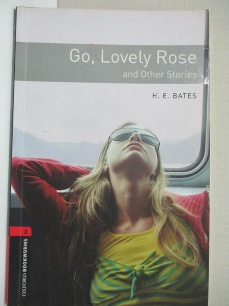 【書寶二手書T7/原文小說_HOM】Go, Lovely Rose and Other Stories_H. E. Bates