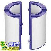[7京東直購] 原廠Dyson Pure TP04 / DP04 專用玻璃纖維HEPA濾心濾網