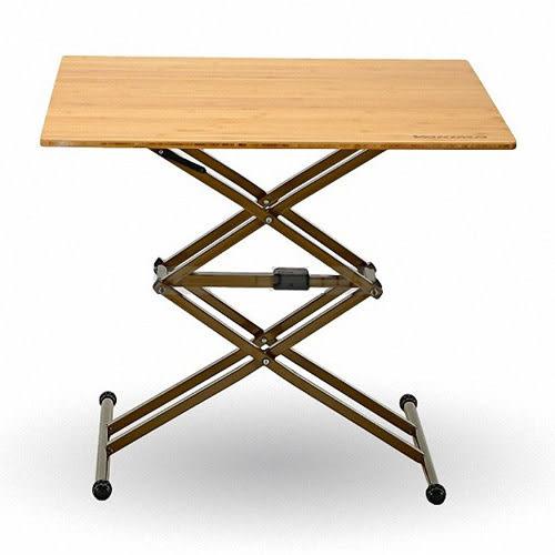 【YAKIMA】露營摺疊竹桌 x1入