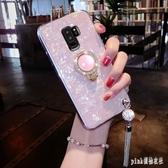 三星s8手機殼女款s8 保護套s8plus曲屏s9全包防摔硅膠個性創意潮 qf25658【MG大尺碼】