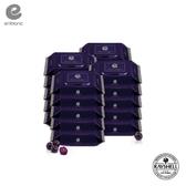 韓國 Enblanc 極柔純水有蓋攜帶裝濕紙巾-野櫻莓萃取物26抽20入 箱購