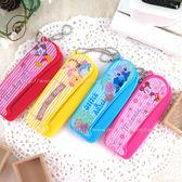 【Disney】彩繪可愛扁型折疊梳 /梳子/隨身梳-主題