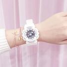 超火的獨角獸手錶女學生正韓簡約潮流可愛學院派小清新電子錶