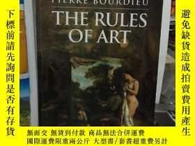 二手書博民逛書店The罕見Rules Of Art: Genesis And Structure Of The Literary