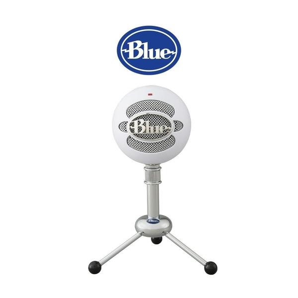 【南紡購物中心】美國 Blue Snowball 雪球USB麥克風 《白》