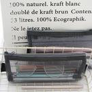 【BlueCat】簡約網紗 大容量 收納筆袋 (小) 鉛筆盒 辦公收納用品 化妝品收納