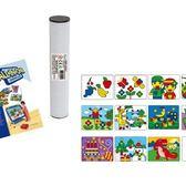 【限宅配】學習板-描繪板組#1178      智高積木 GIGO 科學玩具 (購潮8)