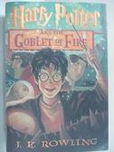 【書寶二手書T1/原文小說_EXW】Harry Potter and the Goblet of Fire_J.K.Rowling