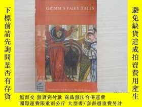 二手書博民逛書店GRIMMS罕見FAIRY TALES 【185】Y10970
