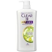 CLEAR淨女士去屑洗髮乳-控油平衡型750g【愛買】