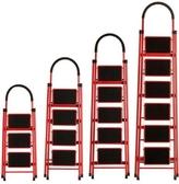 梯子家用摺疊梯加厚室內人字梯行動樓梯伸縮梯步梯多功能扶梯 雙十二全館免運