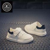 透氣兒童小白鞋男童板鞋女童鞋子潮韓版夏季