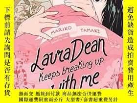 二手書博民逛書店Laura罕見Dean Keeps Breaking Up With MeY256260 Rosemary V