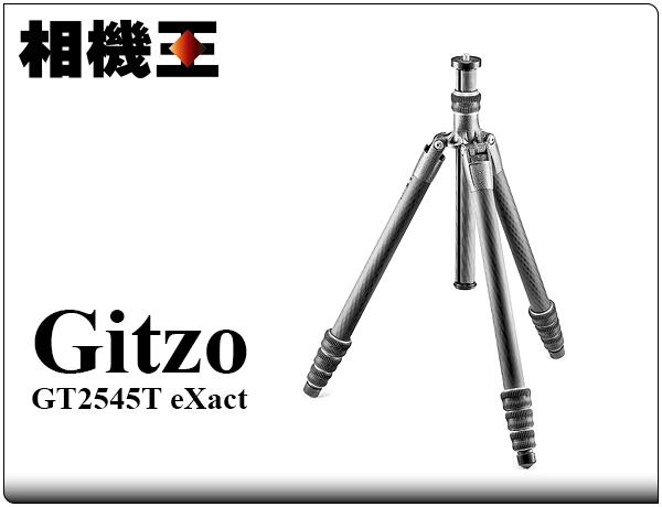 ☆相機王☆Gitzo Traveler GT2545T eXact 碳纖維腳架〔2號腳管〕公司貨