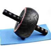 腹肌輪加寬巨輪防滑靜音獨輪推輪滾輪健身