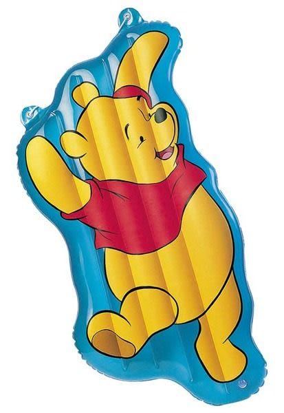 [衣林時尚] INTEX 迪士尼小熊維尼 造型浮排 建議3-10歲 58150