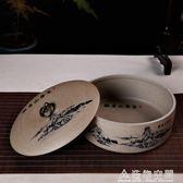 陶瓷密封罐普洱茶葉罐大號七子茶餅儲茶罐茶道功夫茶具配件 造物空間
