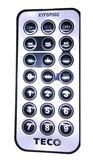 TECO東元 USB/SD/MP3/FM隨身音響 XYFSP002 配件:遙控器