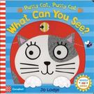 【幼兒操作書】PUSSY CAT WHA...