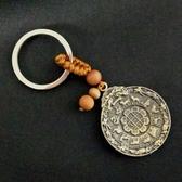 文殊菩薩 九宮八卦 轉運葫蘆 銅盤 鑰匙圈