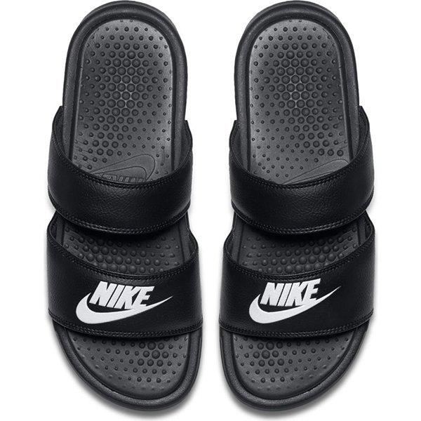 -NIKE BENASSI DUO ULTRA SLIDE 819717-010 女鞋