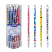 鉛筆學齡前史努比 筌翔  SN2315 三角 2B 彩桿鉛筆【文具e指通】  量販團購