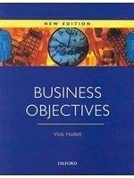 二手書博民逛書店 《Business Objectives: Student s Book》 R2Y ISBN:0194513912│Hollett
