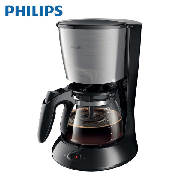 [PHILIPS 飛利浦]滴漏式咖啡機 HD7457