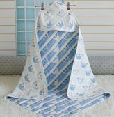 新生兒抱被 棉質紗布寶寶嬰兒春秋夏季薄款裹布襁褓 包巾抱毯包被 年貨慶典 限時八折