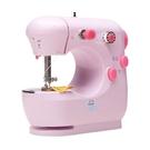 家毅301縫紉機家用電動迷你多功能小型手動吃厚縫紉機微型衣車 米娜小鋪