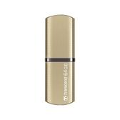 新風尚潮流 【TS64GJF820G】 創見 JF820 64GB USB 3.1 香檳金 金屬外殼 高質感 隨身碟