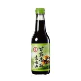 金蘭甘露香菇素蠔油 500ml【愛買】