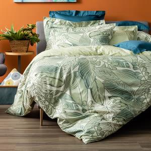 HOLA 蒙彼利埃純棉床被組 雙人