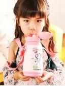 聖誕免運熱銷 兒童保溫杯 帶吸管防摔幼兒園寶寶水杯 316不銹鋼小學生水壺