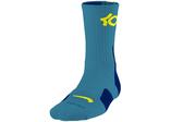 Nike KD [SX4737-347] 男襪 經典 籃球 中筒襪 支撐 貼合 舒適 透氣 水藍