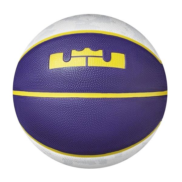 Nike Lebron Playground 4P [N000278493607] 籃球 7號 耐磨 控球佳 戶外 紫