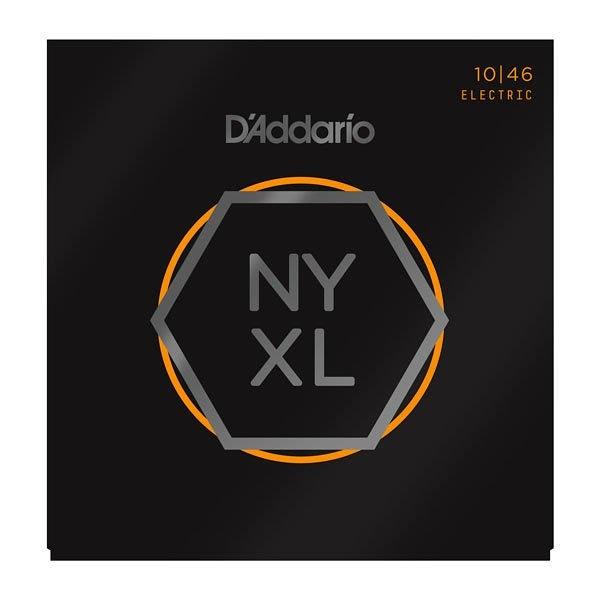 唐尼樂器︵美國製公司貨 Daddario NYXL1046 (10-46) Nickel Wound 電吉他套弦