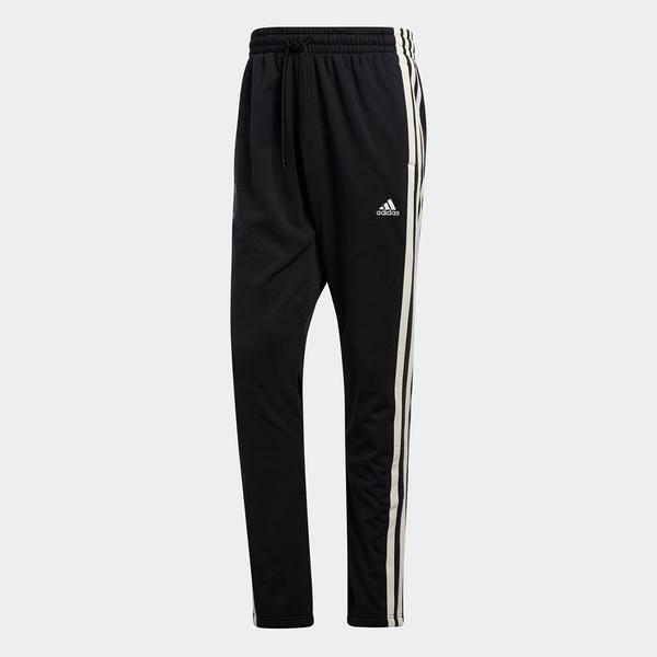 Adidas DAME VIS PANT 男款黑色運動長褲-NO.GL7104