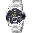 SEIKO精工PREMIER 30週年人動電能萬年曆限量腕錶 7D56-0AF0G SNP155J1