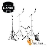 MAPEX 爵士鼓架 Mapex HP6005 單踏 MARS600 鼓架五件組
