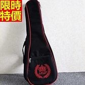 烏克麗麗琴包配件-23吋防水耐磨加厚手提保護琴套69y48[時尚巴黎]