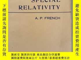 二手書博民逛書店special罕見relativity(P2119)Y173412