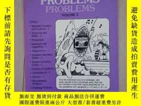 二手書博民逛書店PROBLEMS罕見VOLUME 3Y9526