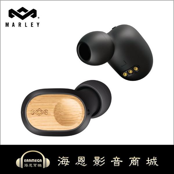 【海恩數位】Marley Liberate Air 真無線藍牙耳機 支援單耳使用,左/右皆可獨立使用