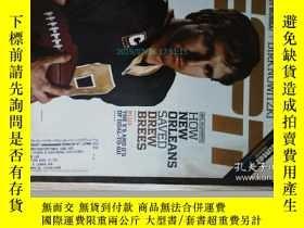 二手書博民逛書店ESPN罕見MAGAZINE 2010 01 25 美國體育雜誌