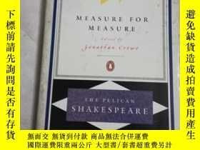 二手書博民逛書店Measure罕見for measureY206777 Jona
