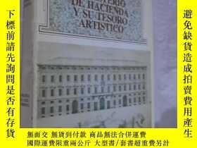 二手書博民逛書店El罕見edificio del Ministerio de Hacienda y su tesoro artís
