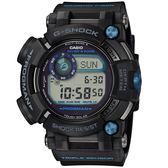 CASIO卡西歐G-SHOCK FROGMAN太陽能電波蛙人錶  GWF-D1000B-1
