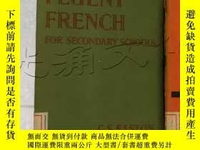 二手書博民逛書店FLUENT罕見FRENCH.BOOK TWO---[ID:30